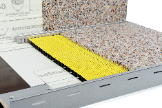Steinteppich verlegen mit System
