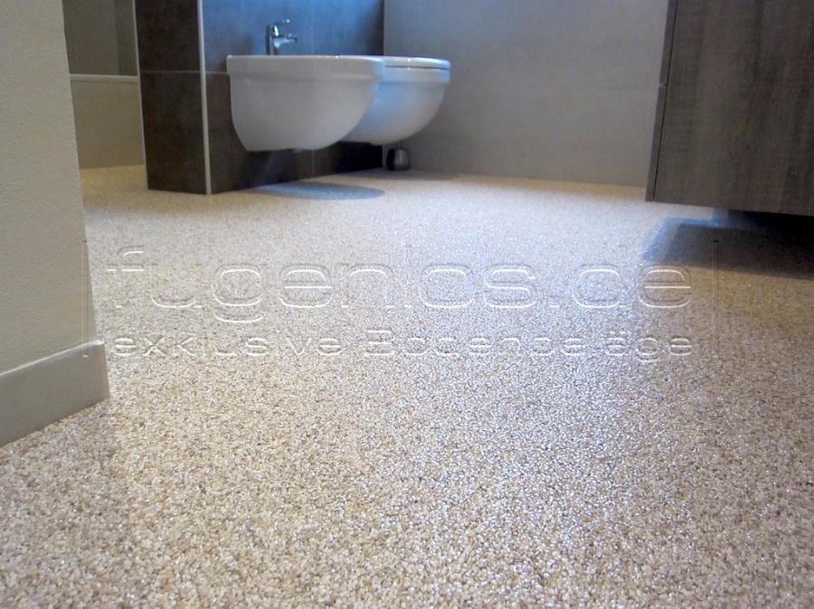 Der Macher Steinteppich In Bad Und Innenraumen