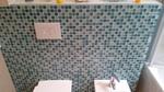 Mosaikfliesen, Sanitäranlagen, Berlin